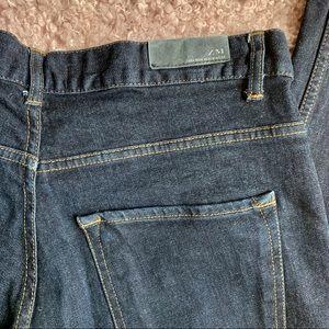 Zara Jeans - Zara Men's Slim Fit Indigo Jeans/Sz:34